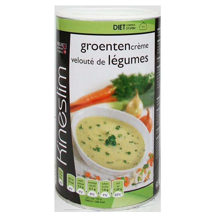 Kineslim Soupe crème de légumes