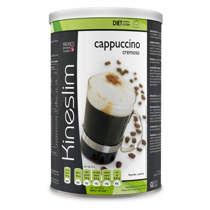 Kineslim Shake Cappuccino (400gr)