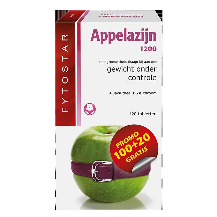 Fytostar Appelazijn (120 Tabletten)