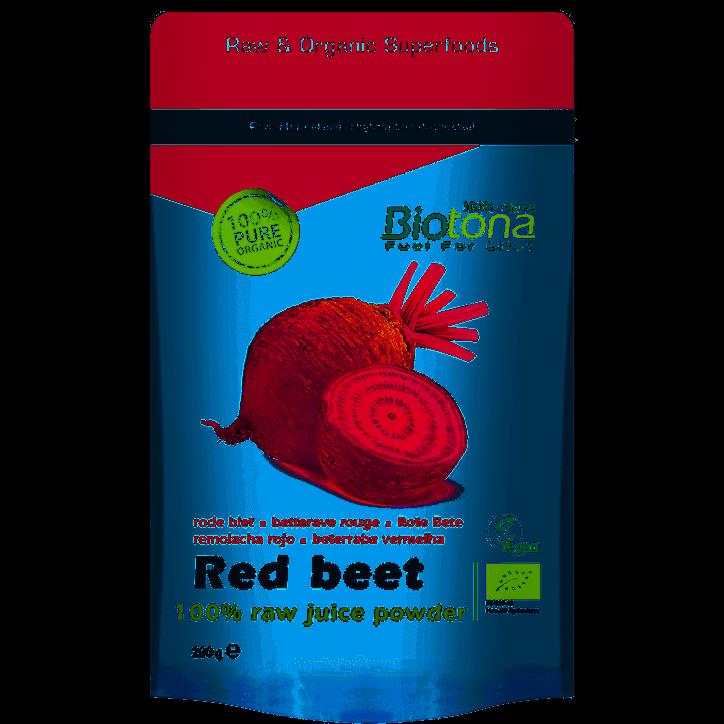 Biotona Poudre de betteraves rouges Bio