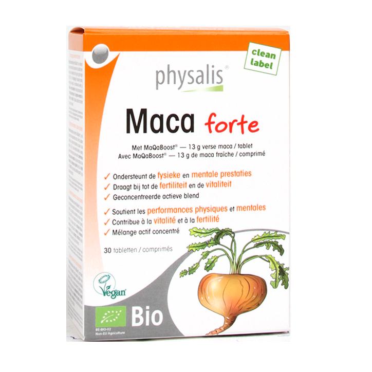 Physalis Maca Forte Bio