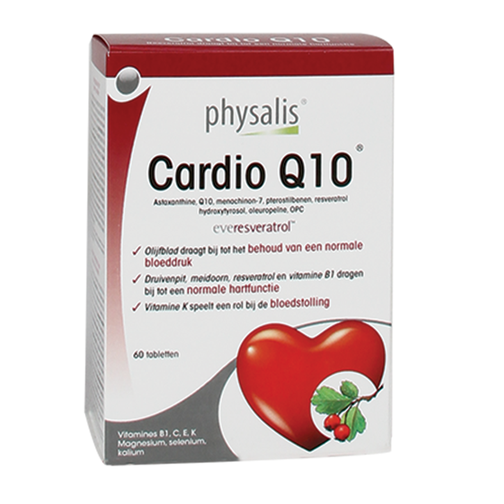Physalis Cardio Q10 (60 Tabletten)
