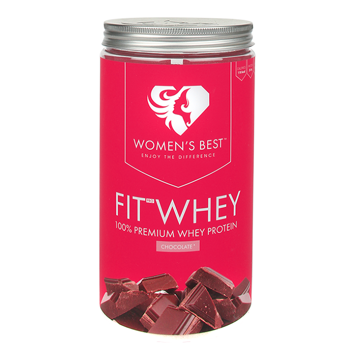 Women's Best Fit Whey Protein Chocolate 500g