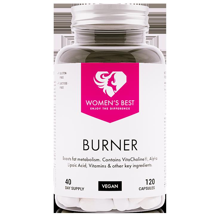 Women's Best Burner 120 Capsules