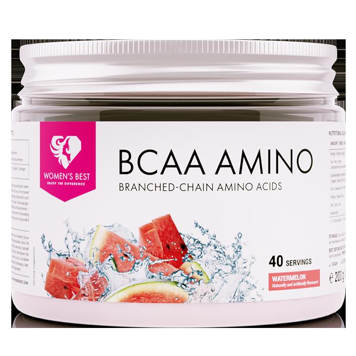 Women's Best BCAA Amino Watermelon 200g