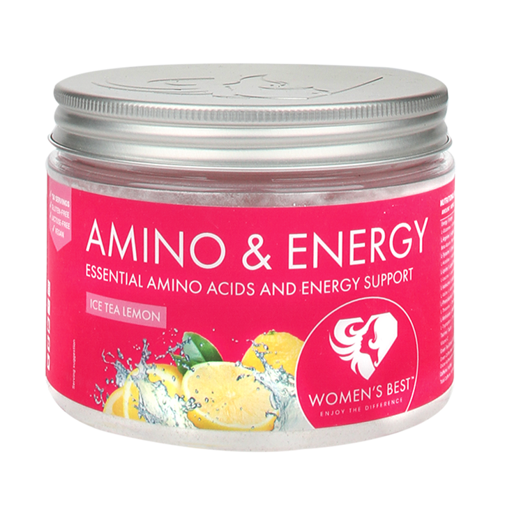 Women's Best Amino Energy Ice Tea Lemon 270g