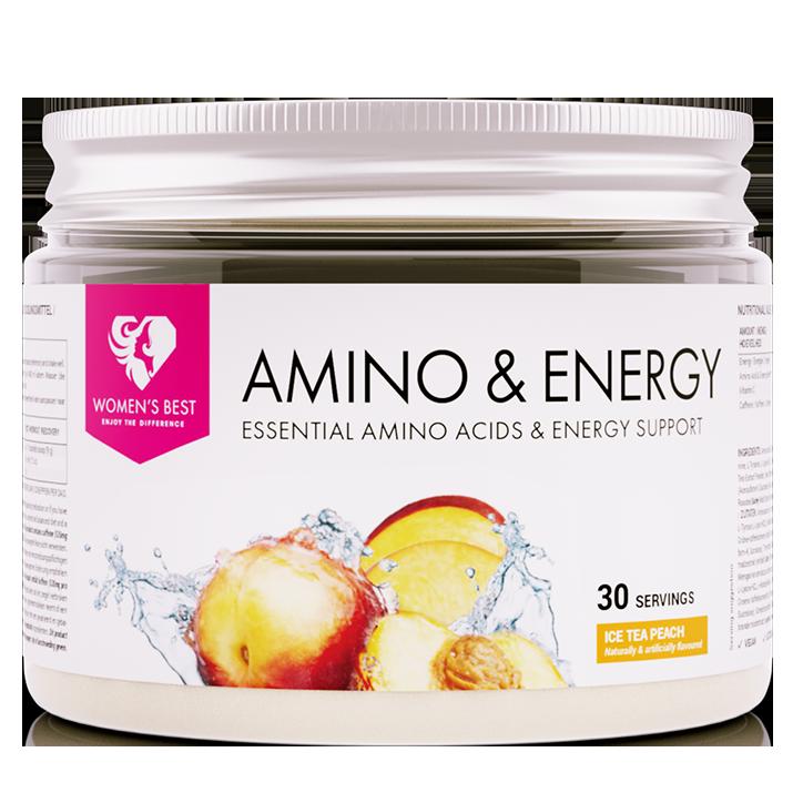 Women's Best Amino Energy Ice Tea Peach 270g