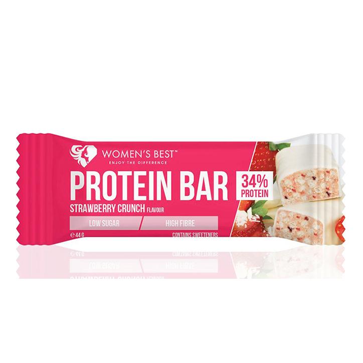 Women's Best Protein Reep Strawberry Crunch 44g