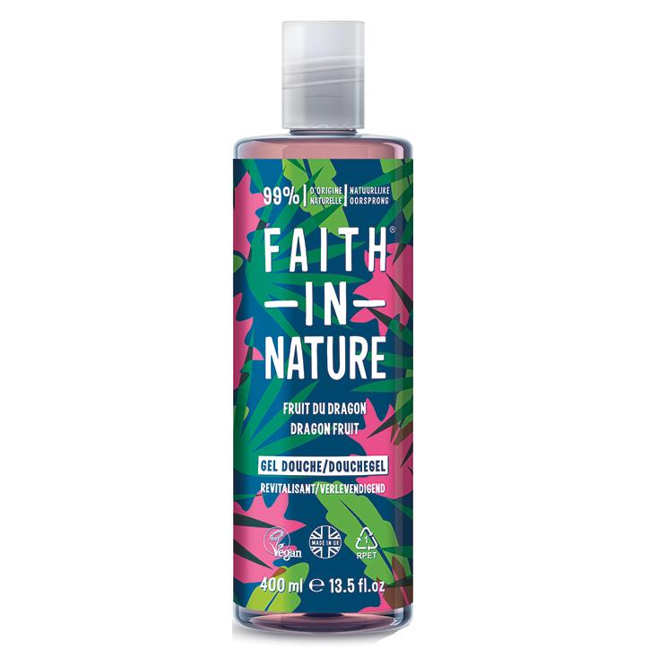 Faith in Nature Dragon Fruit Body Wash (400ml)