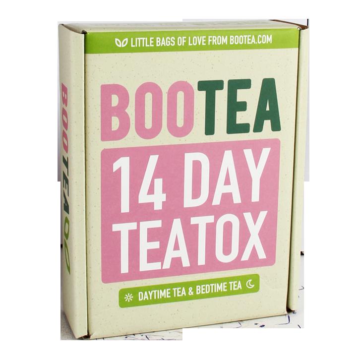Bootea 14 Day Teatox 14 Dagen