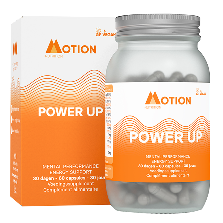Motion Nutrition Day Time Power Up (30 Capsules)