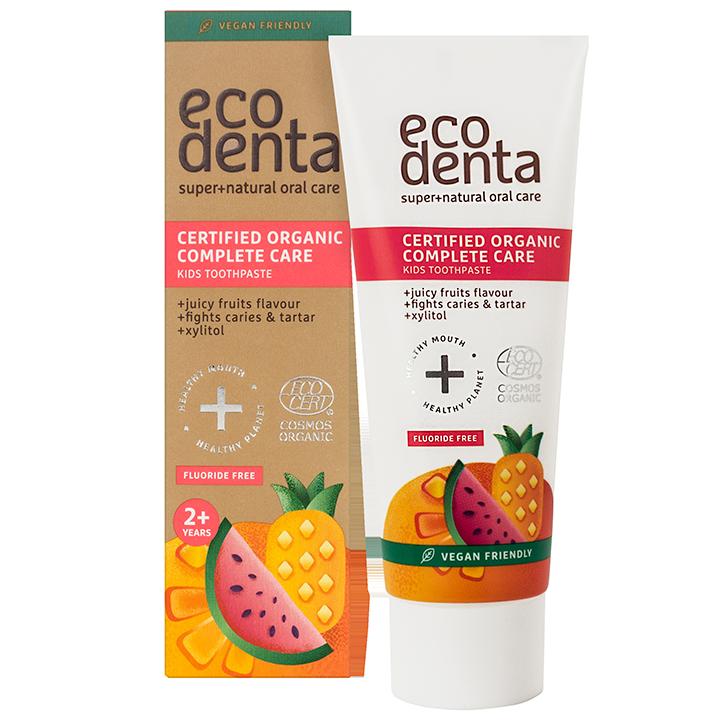Ecodenta Dentifrice Juicy Fruit (75 ml)