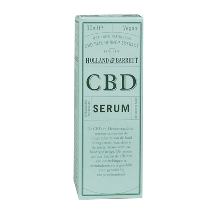 Holland & Barrett CBD Serum