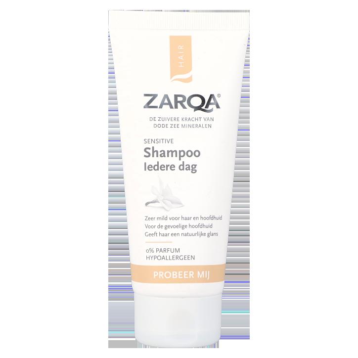 Zarqa Shampoo Iedere Dag Mini (100ml)
