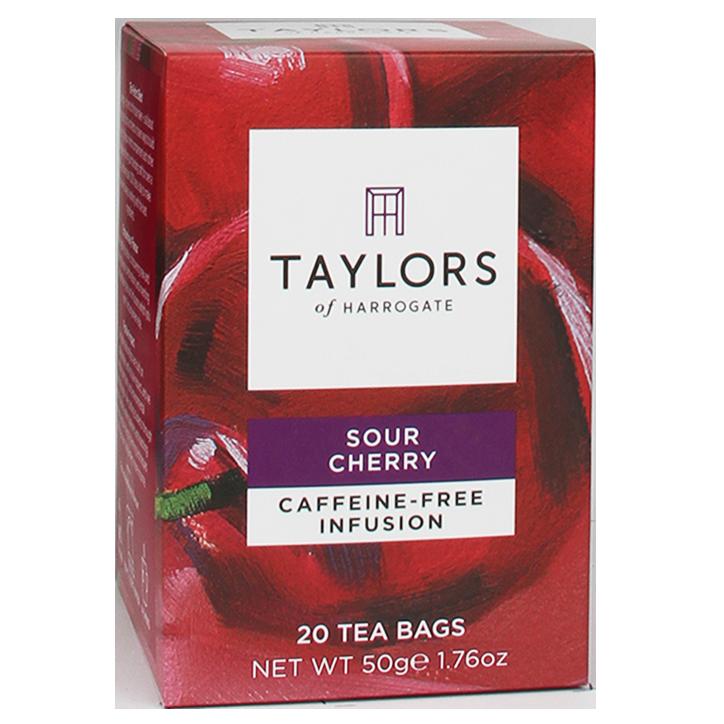 Taylors Of Harrogate Sour Cherry (20 Theezakjes)