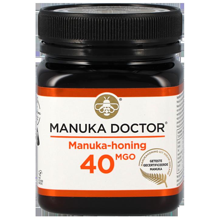 Manuka Doctor Manuka Honing MGO 40 (250gr)