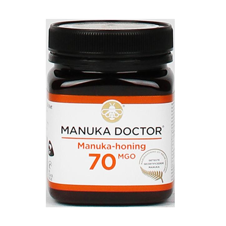 Manuka Doctor Manuka Honing MGO 70 (250gr)
