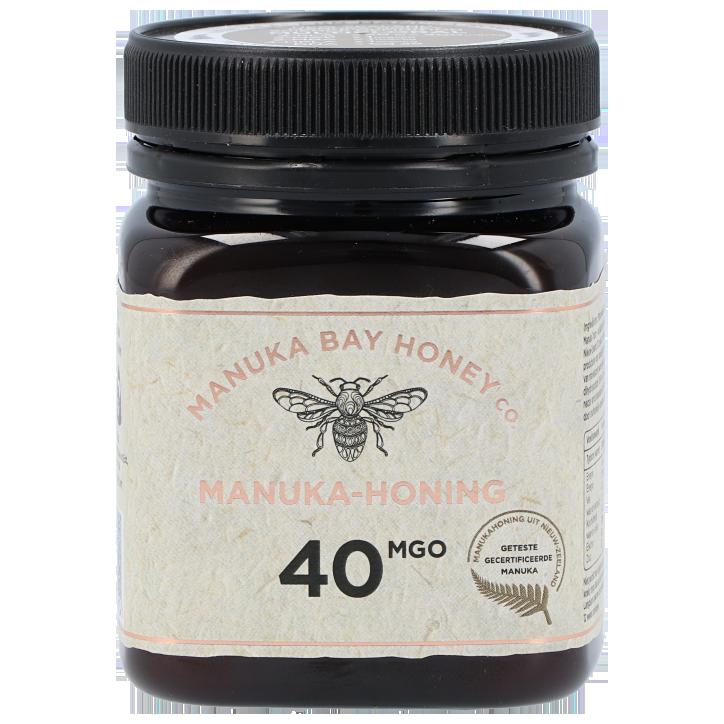 Manuka Bay Manuka Honing MGO 40 (250gr)