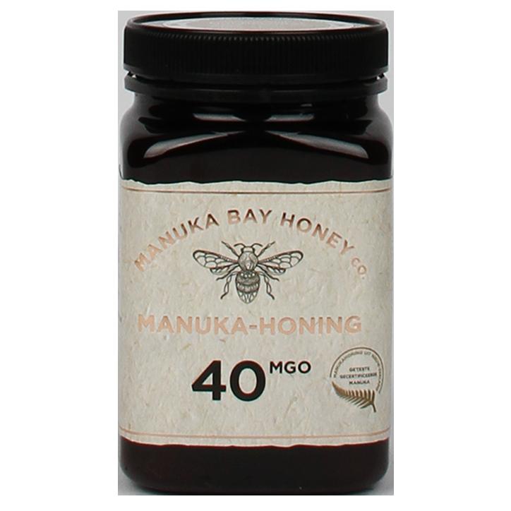 Manuka Bay Manuka Honing MGO 40 (500gr)