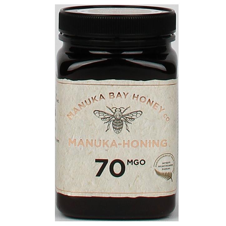 Manuka Bay Manuka Honing MGO 70 (500gr)