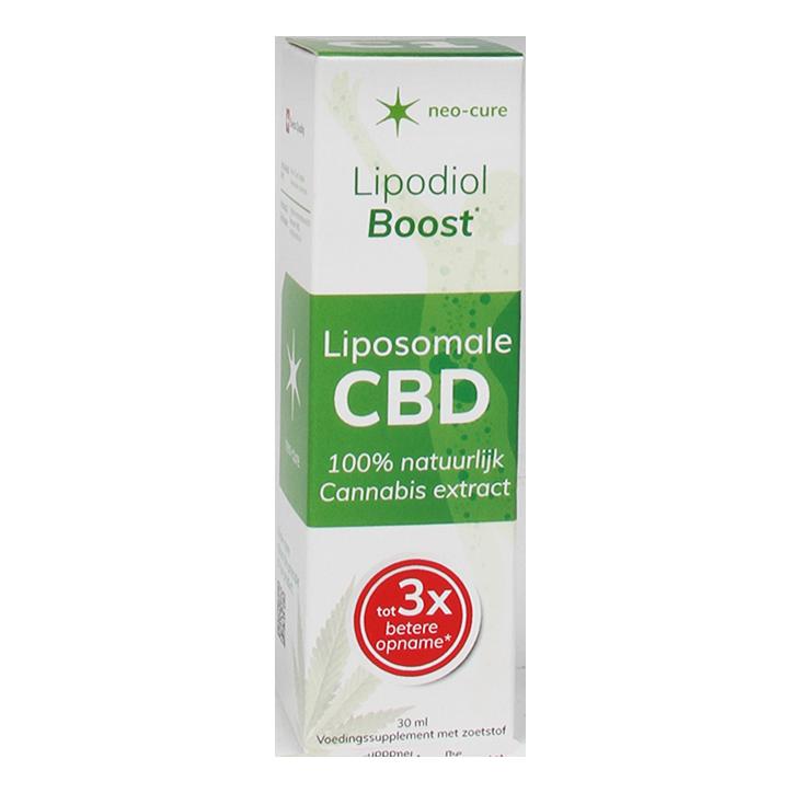 Vedax C1 Liposomale CBD Extract (30ml)