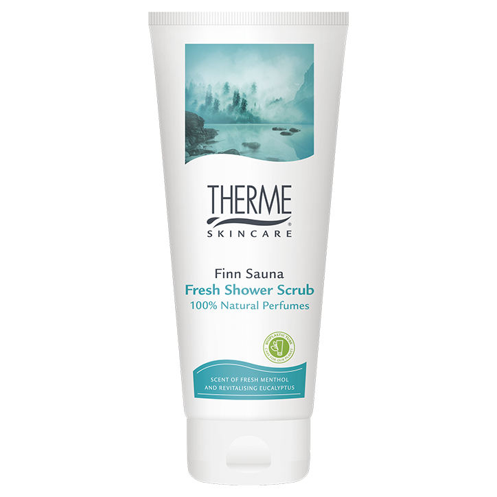 Therme Finn Sauna Shower Scrub