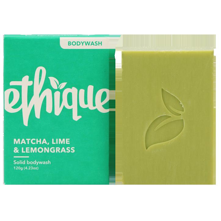 Ethique Matcha Lime & Lemon Bodywash (120gr)