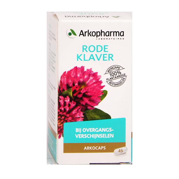 Arkopharma Rode Klaver (45 Capsules)
