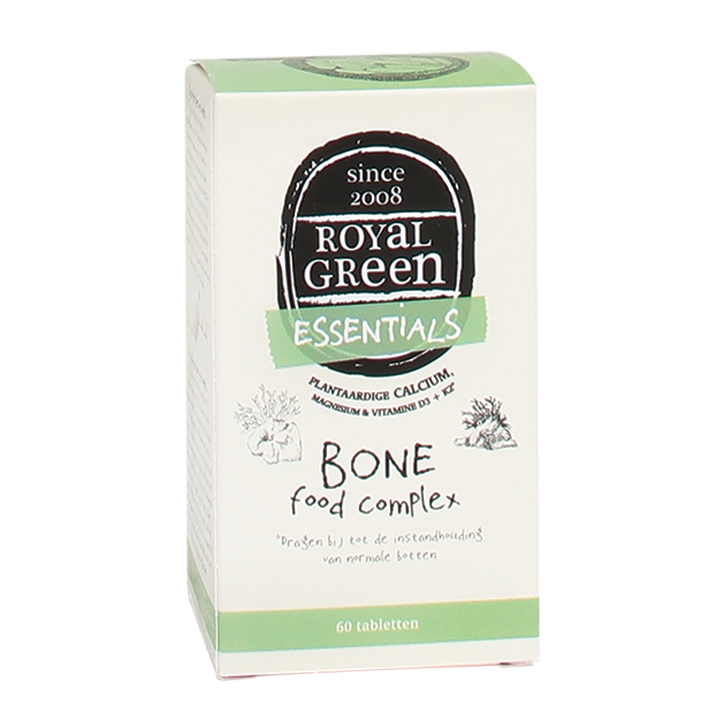 Royal Green Bone Food Complex (60 Tabletten)