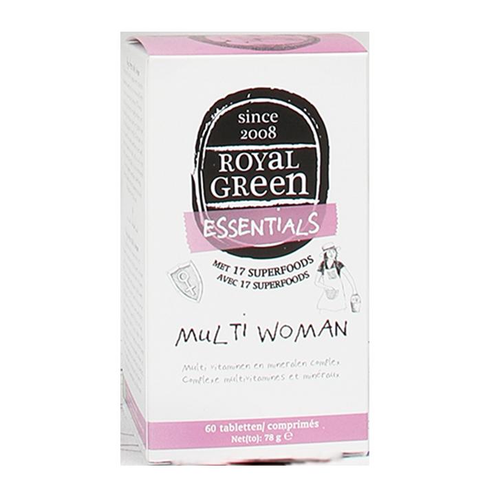 Royal Green Multi Woman (60 Tabletten)