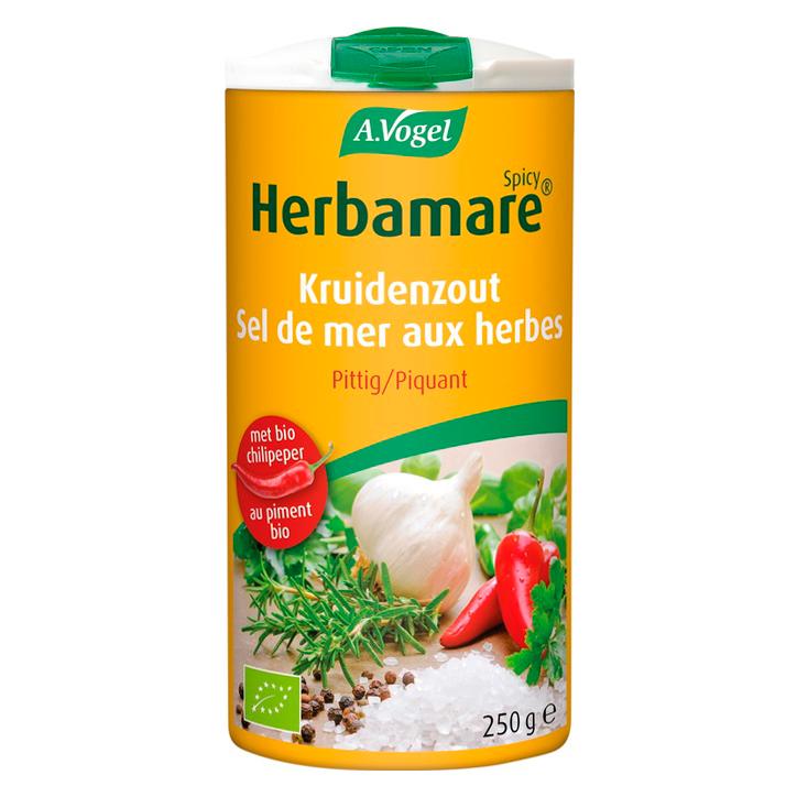 A.Vogel Herbamare Original Spicy sel aux herbes