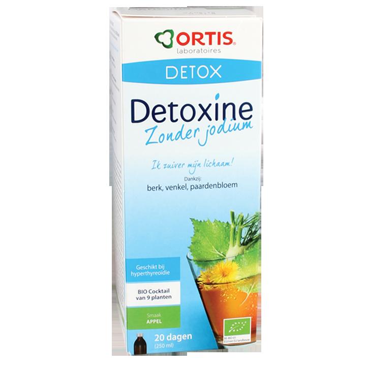 Ortis Detoxine Appel (250ml)