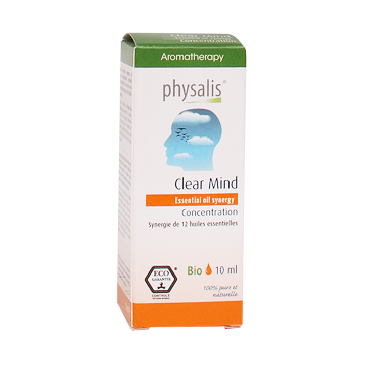Physalis Essentiële Olie Clear Mind (10ml)