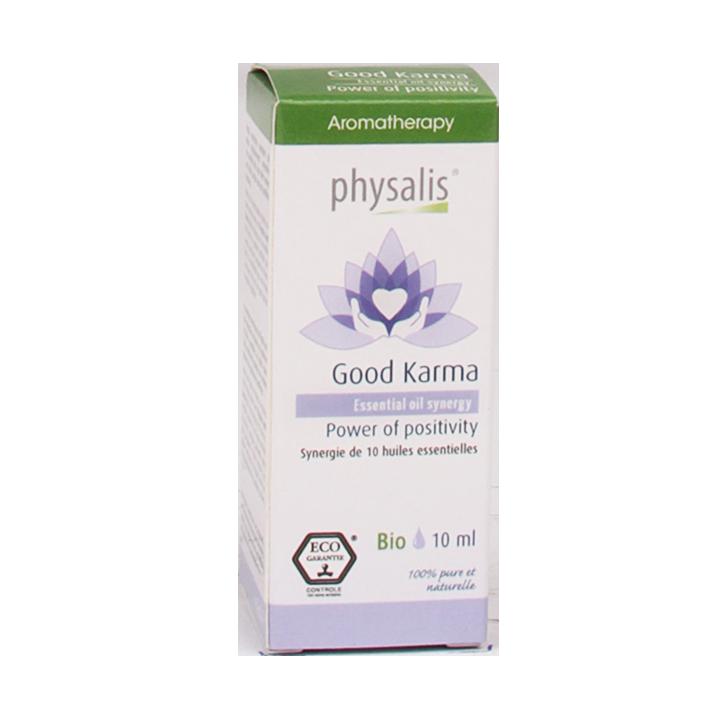 Physalis Essentiële Olie Good Karma (10ml)