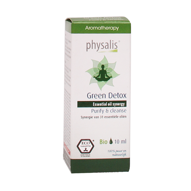 Physalis Essentiële Olie Green Detox (10ml)