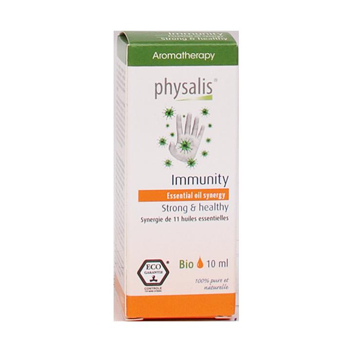 Physalis Essentiële Olie Immunity (10ml)