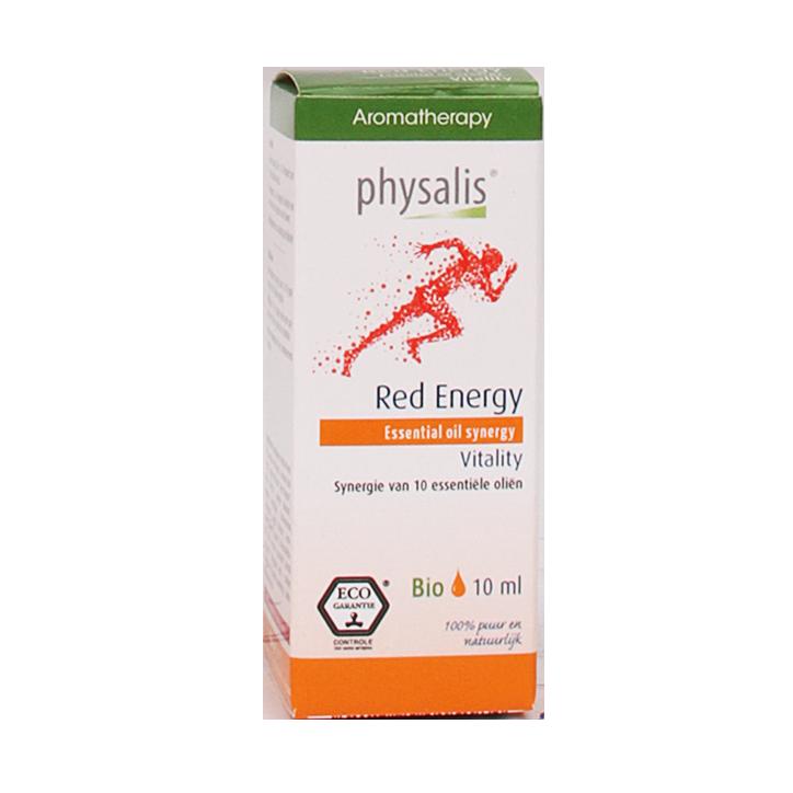 Physalis Essentiële Olie Red Energy (10ml)