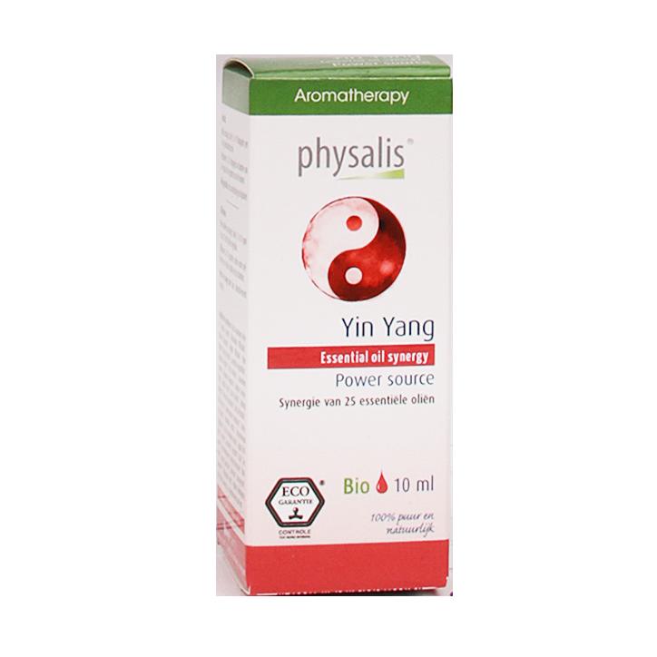 Physalis Essentiële Olie Yin & Yang