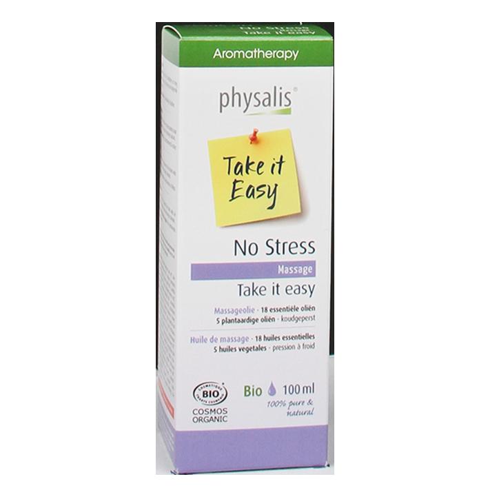 Physalis Massageolie No Stress (100ml)