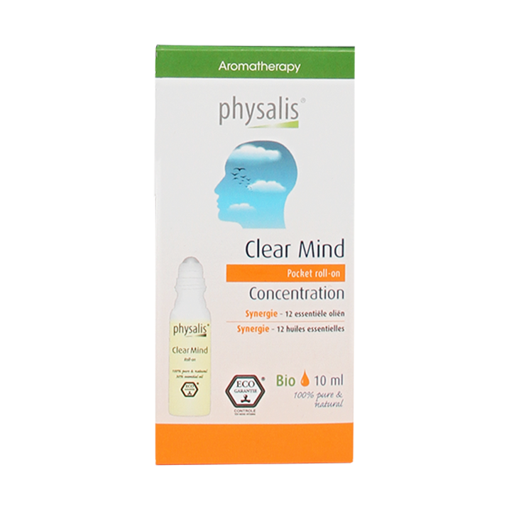 Physalis Roll-on Clear Mind (10ml)