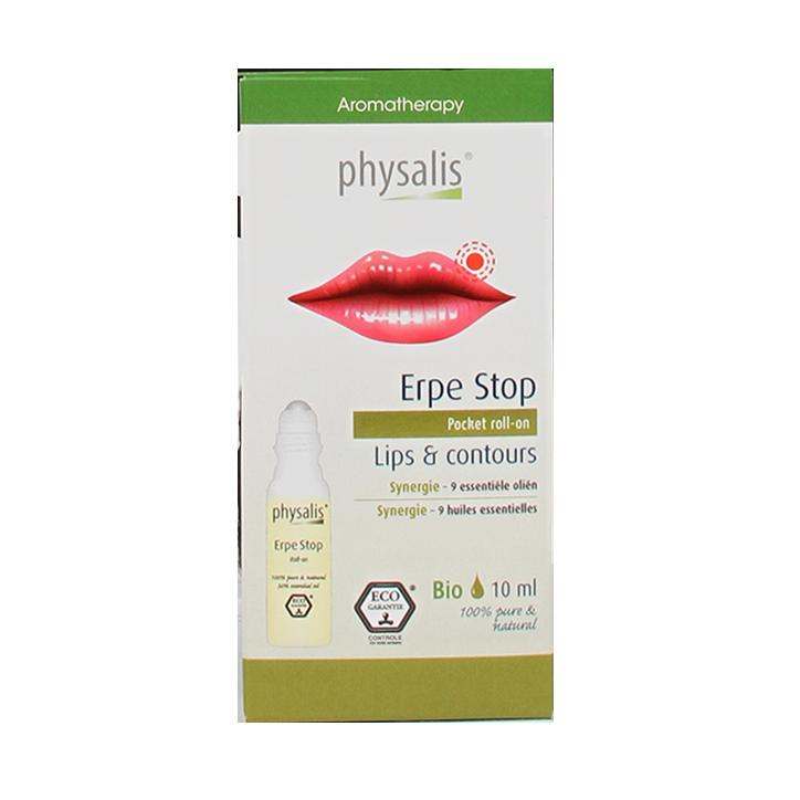 Physalis Roll-on Erpe Stop (10ml)