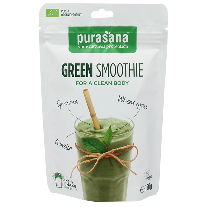 Purasana Green Smoothie (150gr)