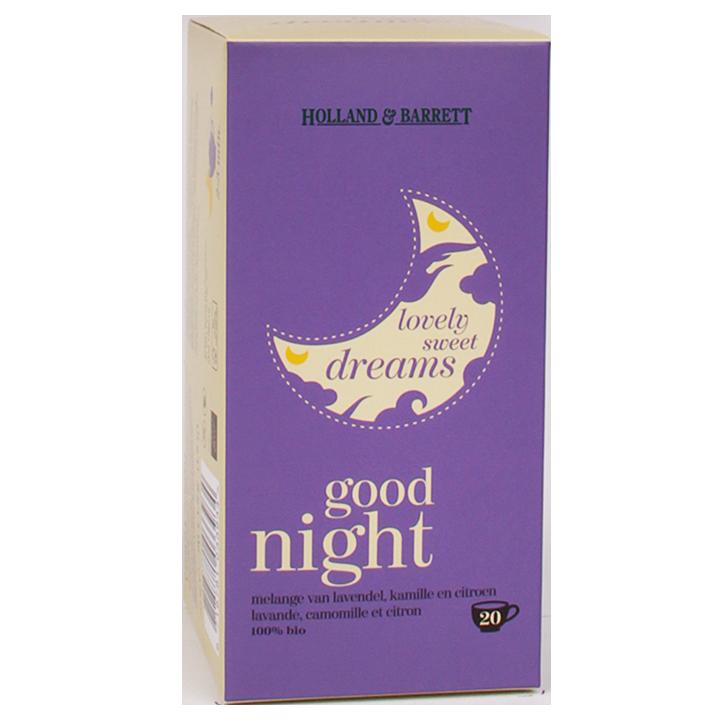 Holland & Barrett Goodnight Bio (20 Zakjes)