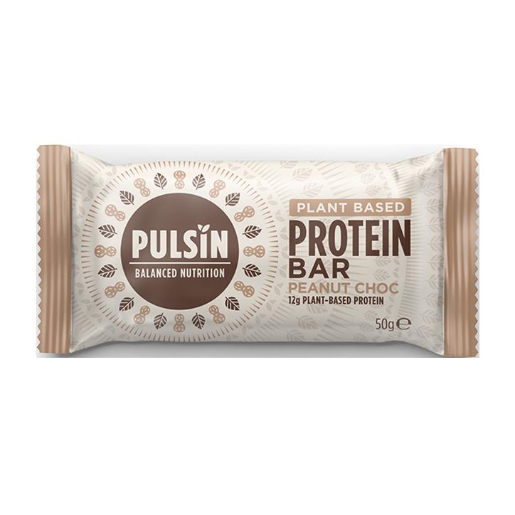 Pulsin Protein Booster Peanut Choc (50gr)