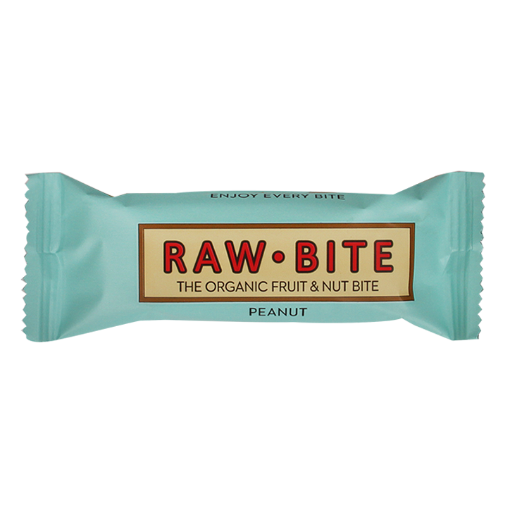 Raw Bite Peanut (50gr)