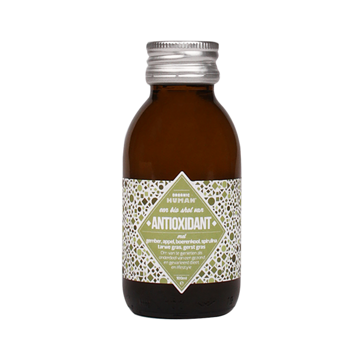 Organic Human Energy Shot Antioxidant (100ml)