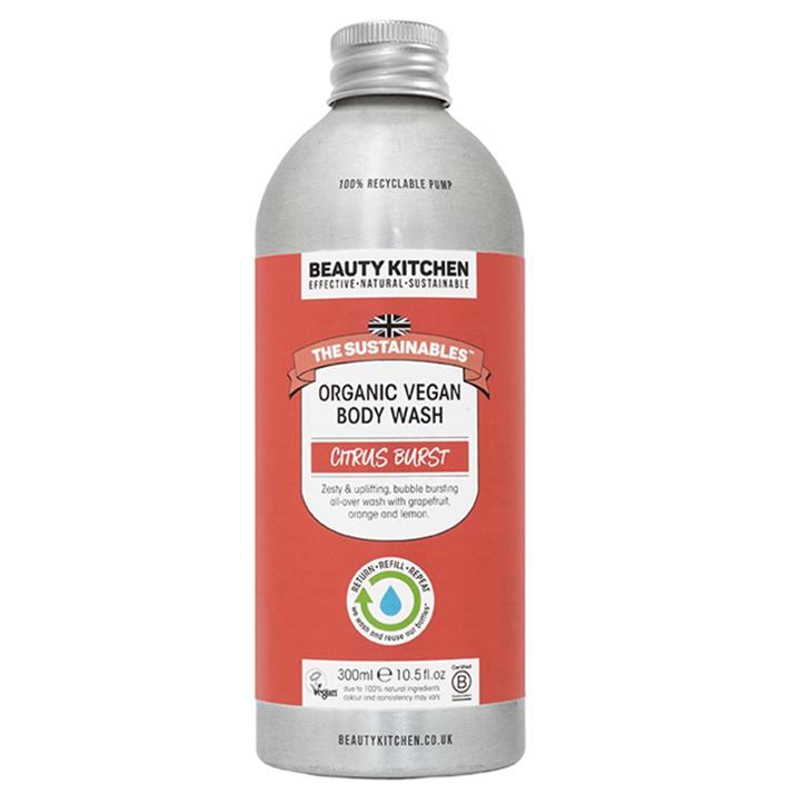 Beauty Kitchen Citrus Burst Body Wash  (300ml)
