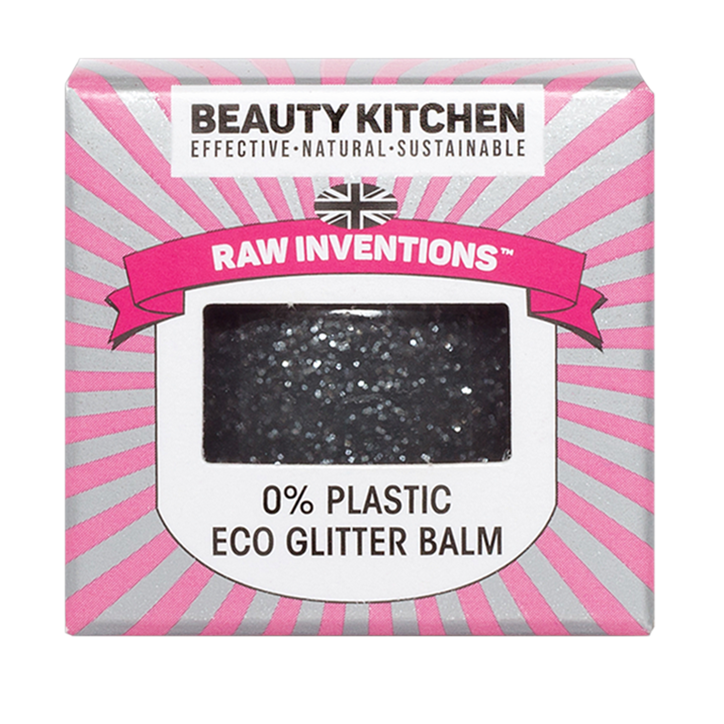 Beauty Kitchen Raw Inventions Eco Glitter Balm (15gr)
