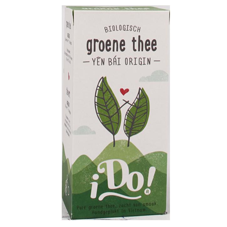 iDo! Groene Thee (20 Theezakjes)
