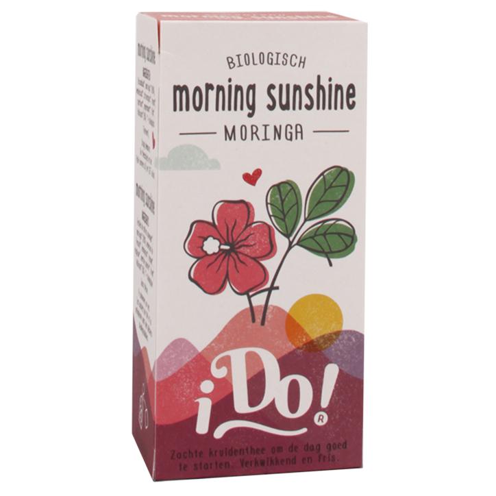 iDo! Morning Sunshine Thee (20 Theezakjes)